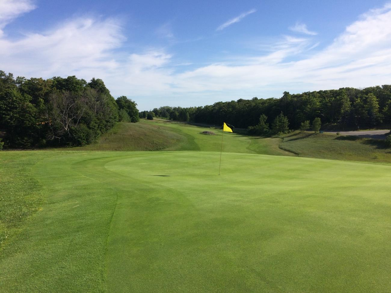 Sugarloaf #17 Green