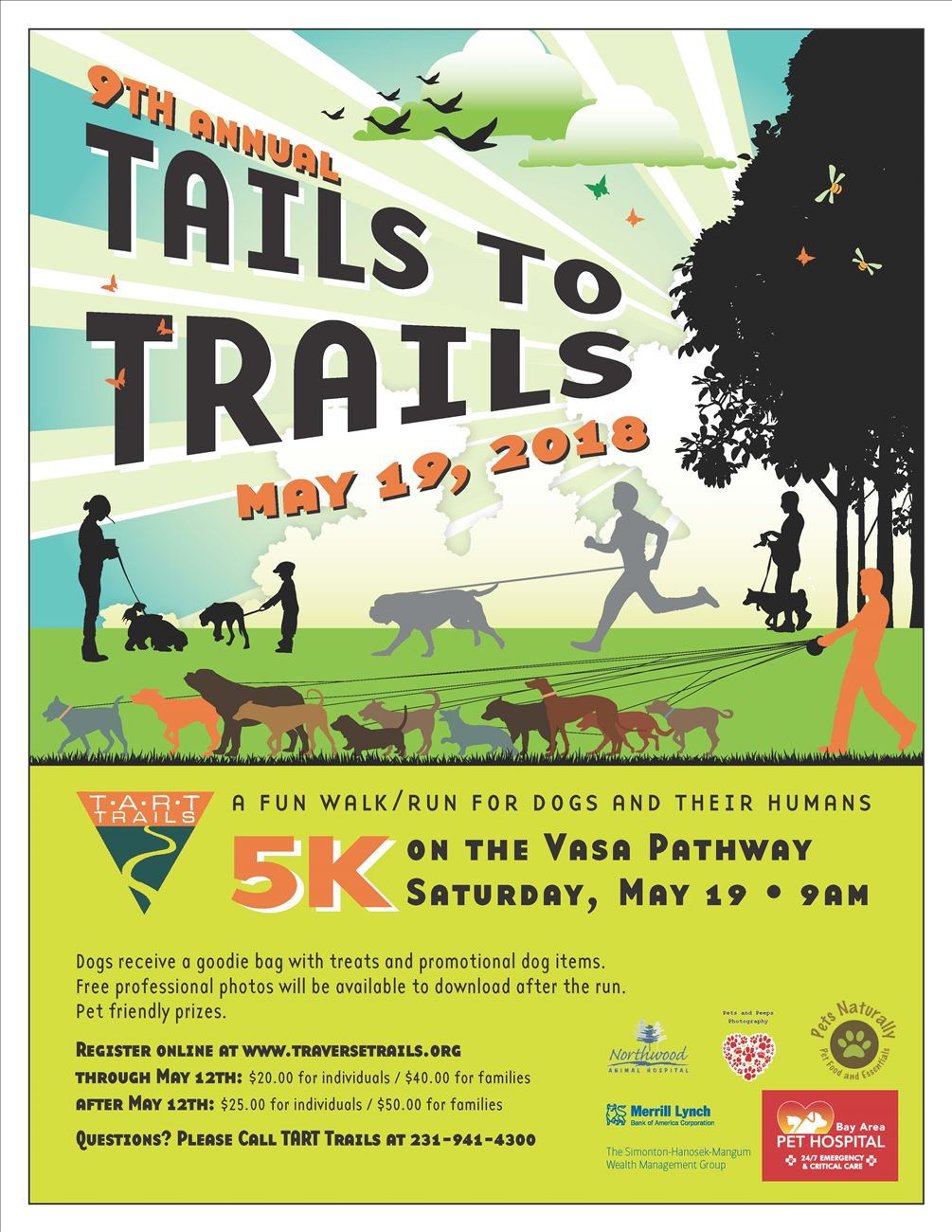 Tails to Trails